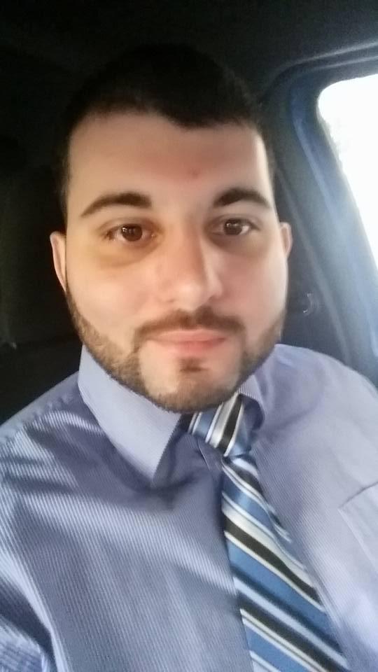 Tony Morales's headshot