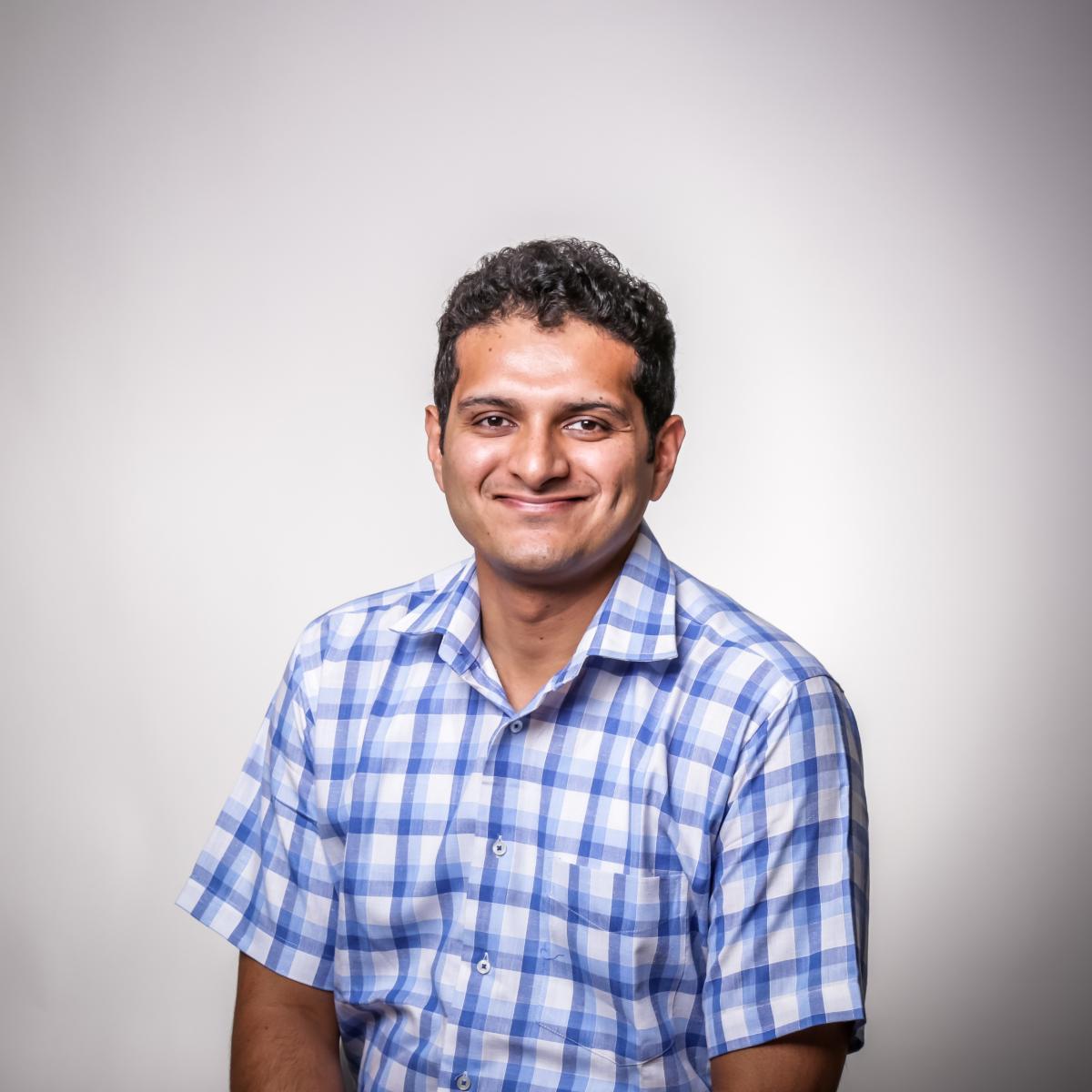 Gandhar Rao's headshot