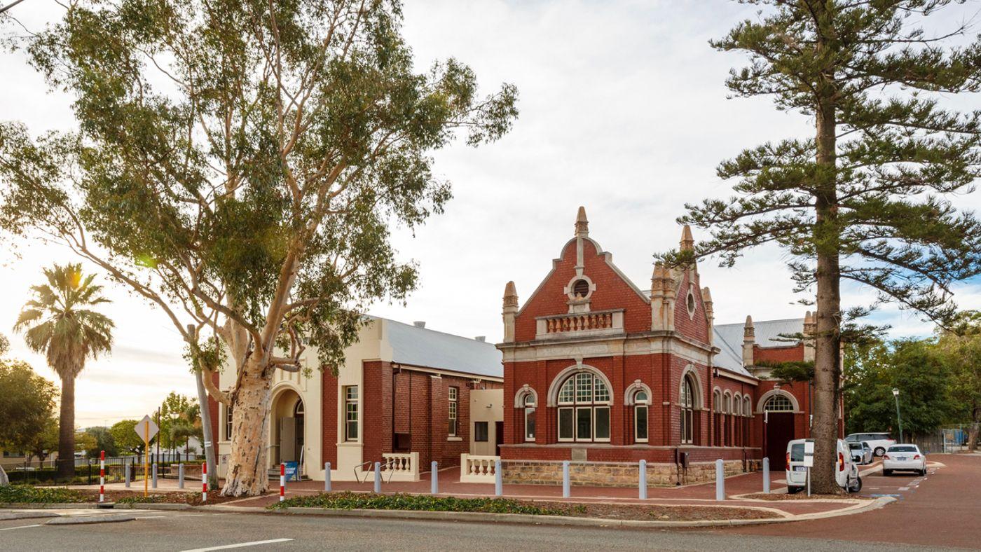 North Perth Lesser Hall - North Perth WA, Australia | SpacetoCo