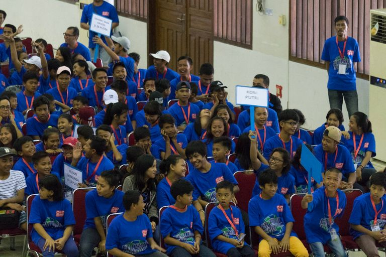 Jambore Futsal Anak 2017