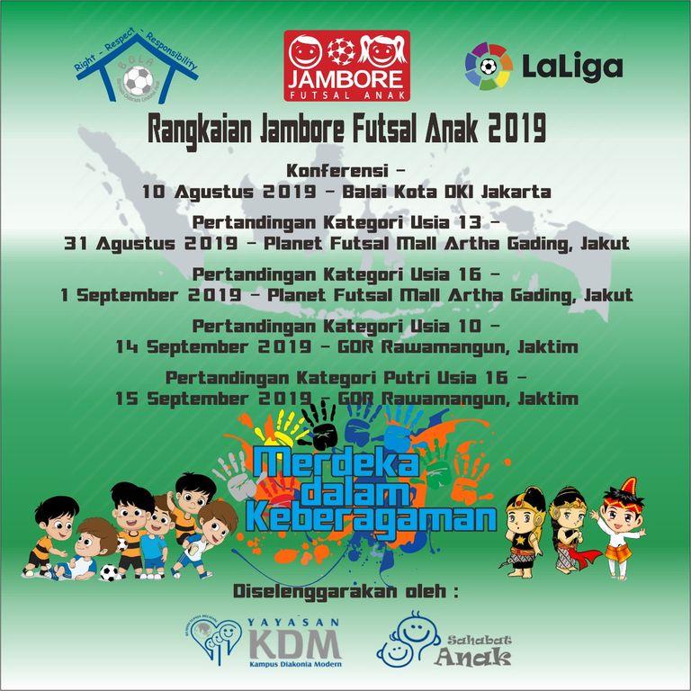 Jambore Futsal Anak (JFA)