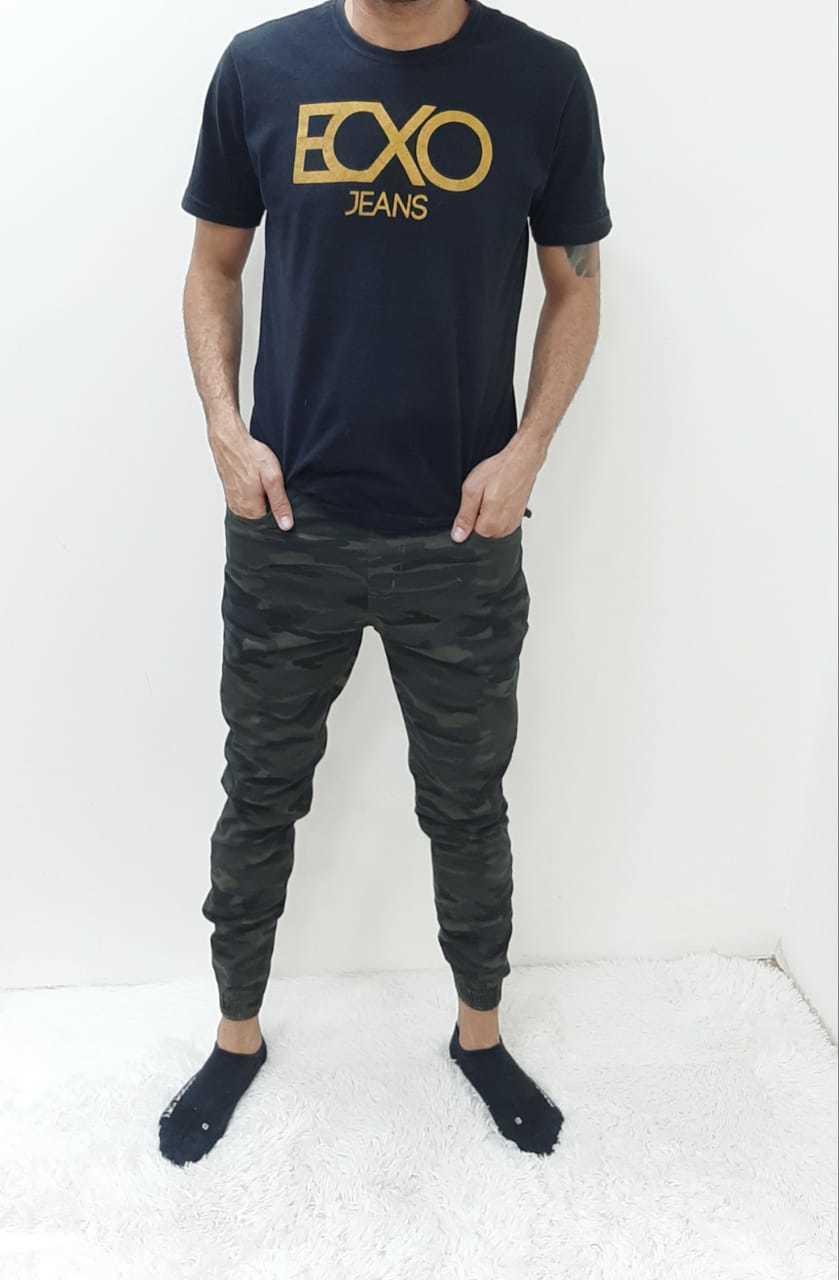 Calça Masculina Jogger com Elastano REF 9021