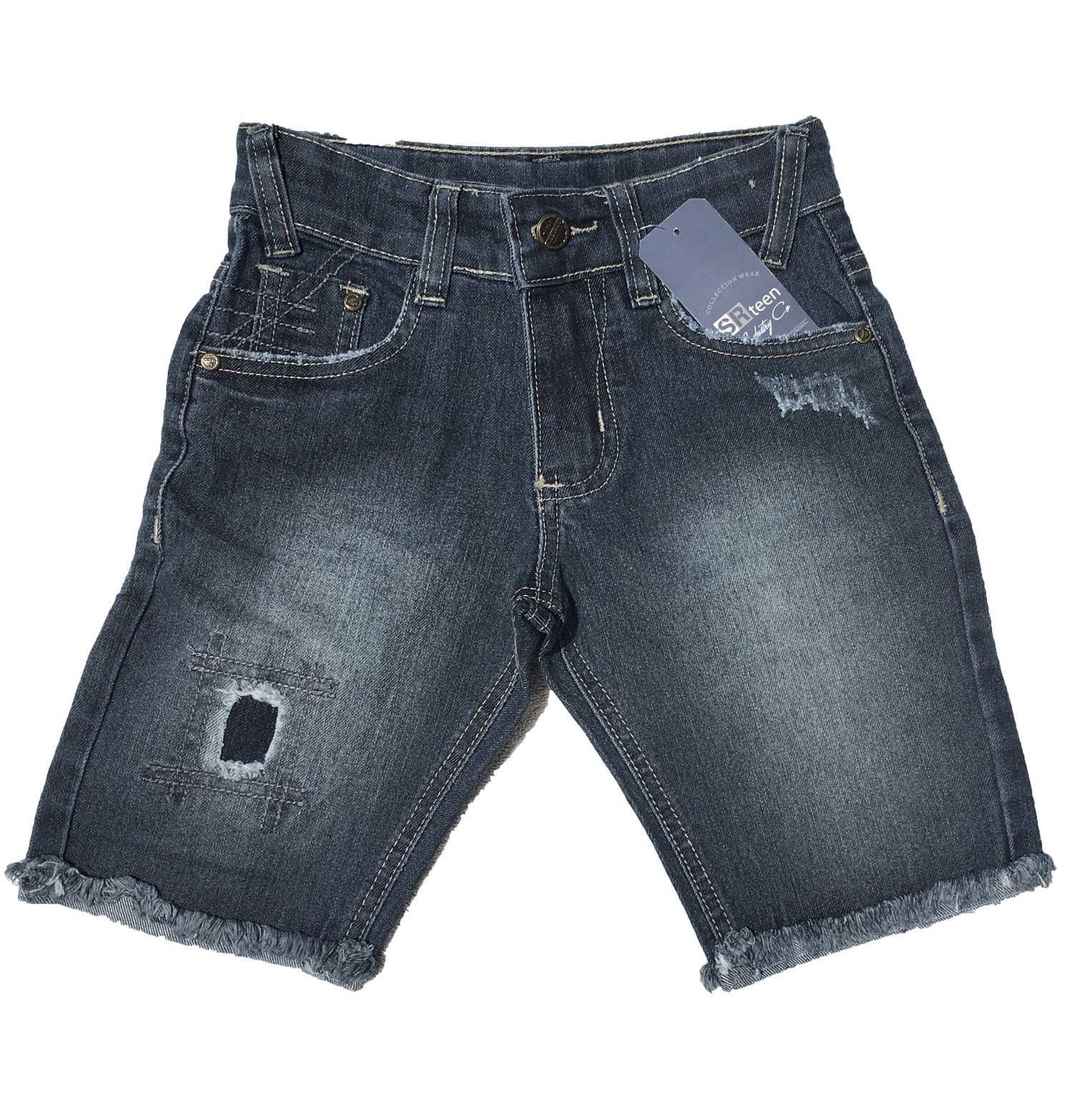 Bermuda Jeans Masculina [421]