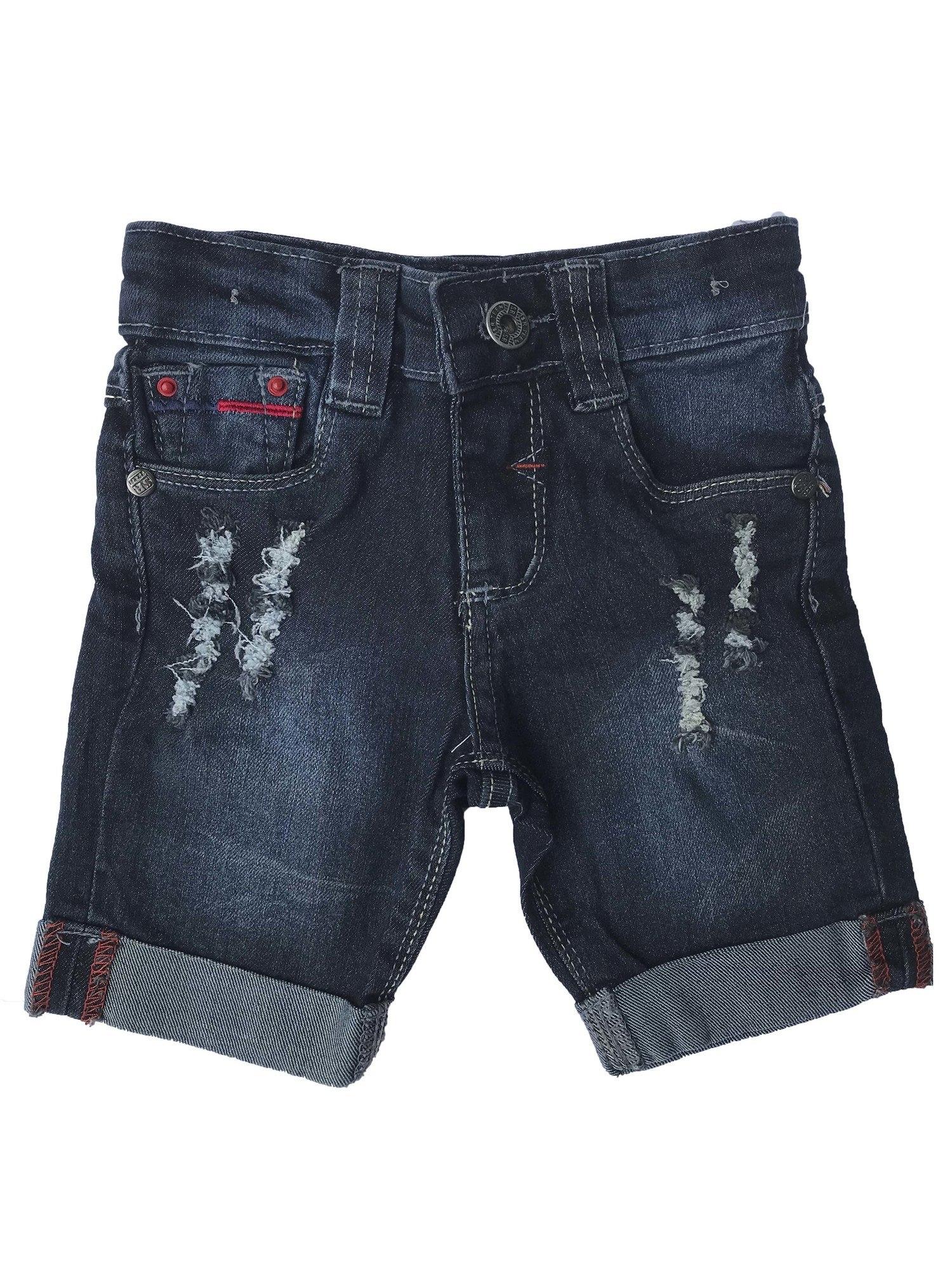 Bermuda Masculina Jeans Bebê [810]