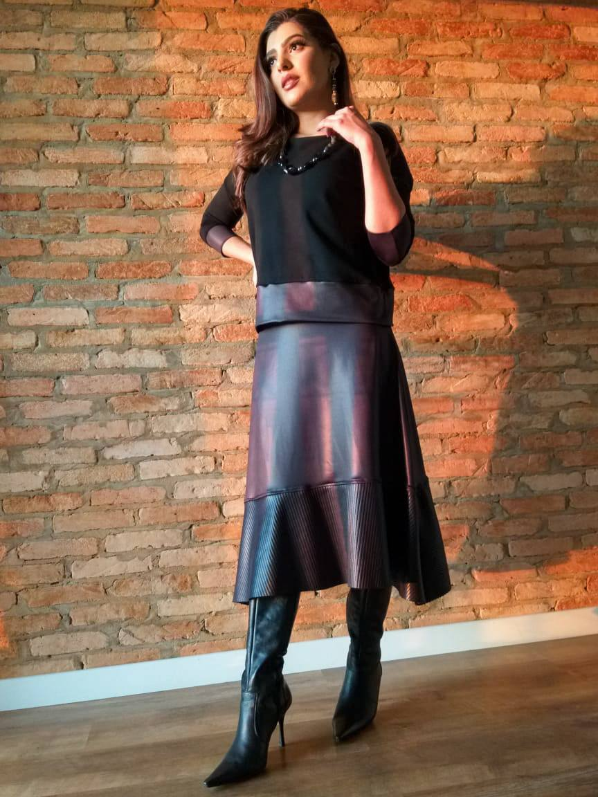 Blusa Elegance ref. 023