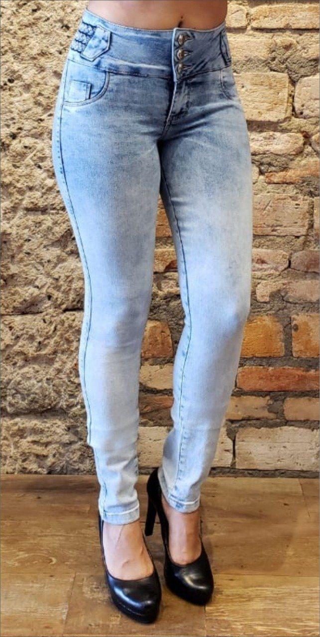 Calça Darlook Jeans Eida ref. 39001
