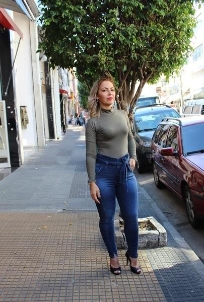Calça Dinho's Jeans Clochard Cecília (2531)