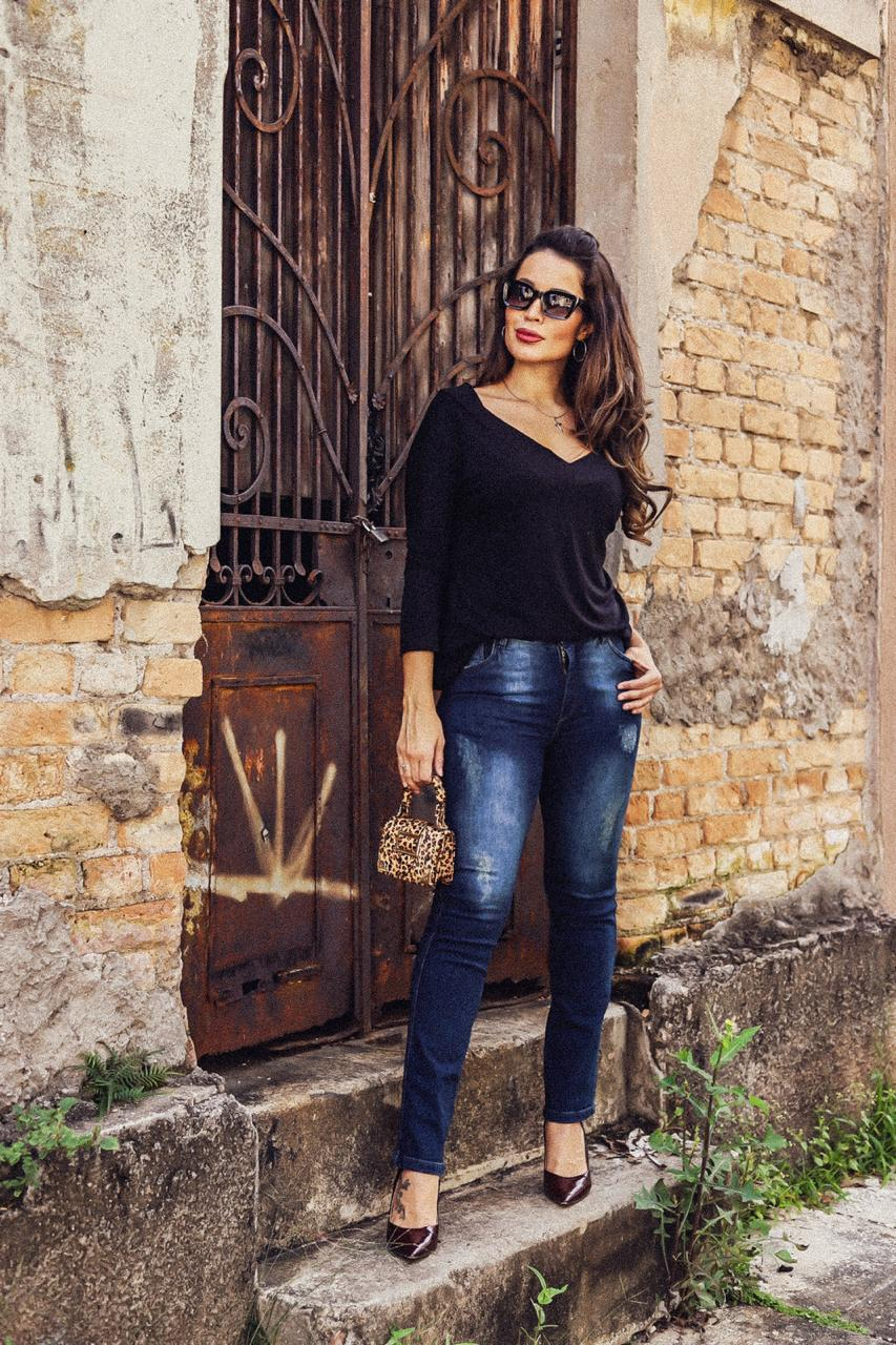 Calça Dinho's jeans Skinny New York (2628)