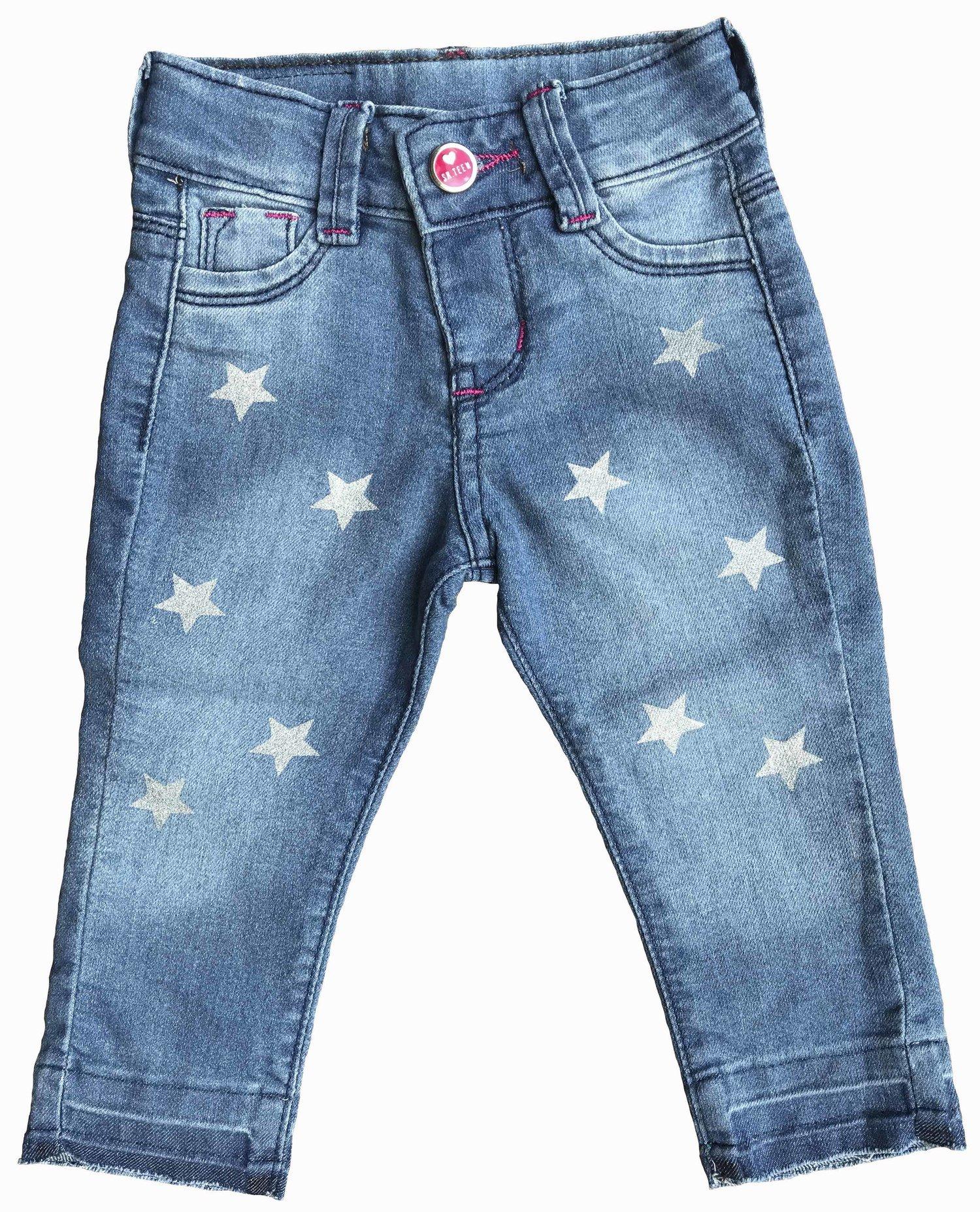 Calça Jeans Bebê Menina [082]
