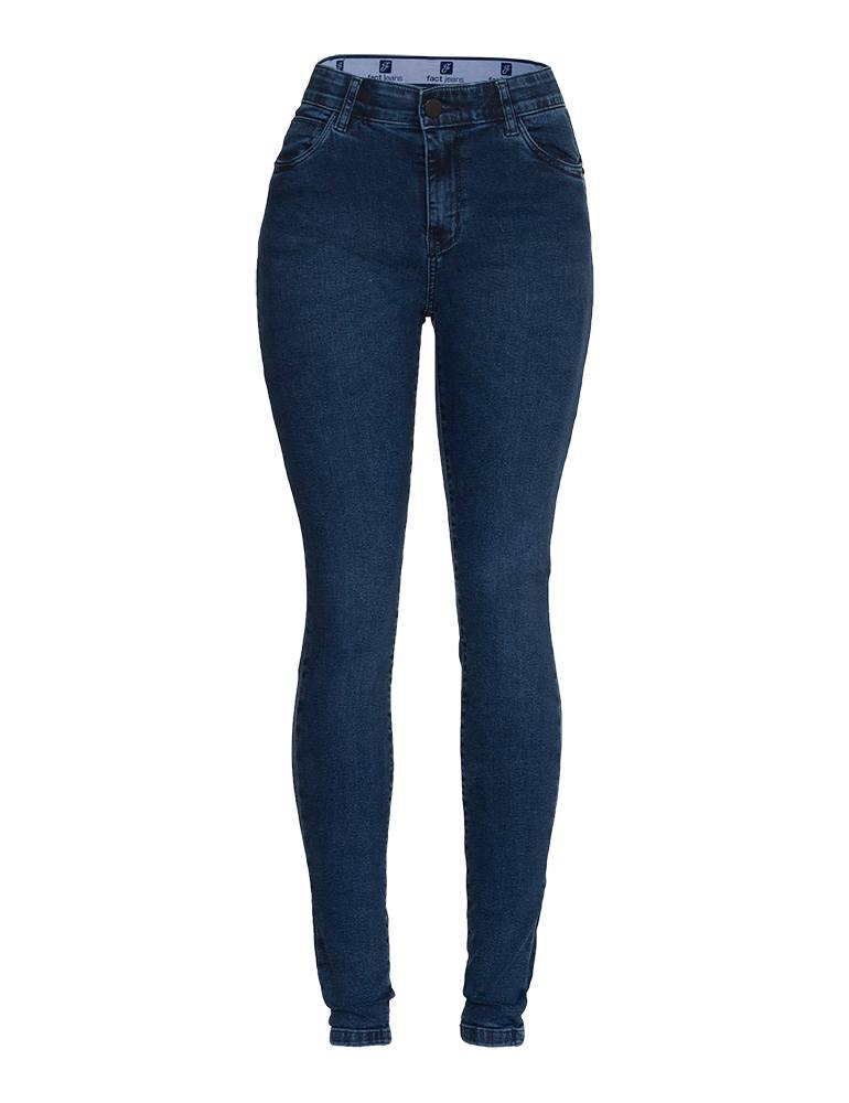 Calça Jeans Capri Feminina Fact Jeans Ref. 04051