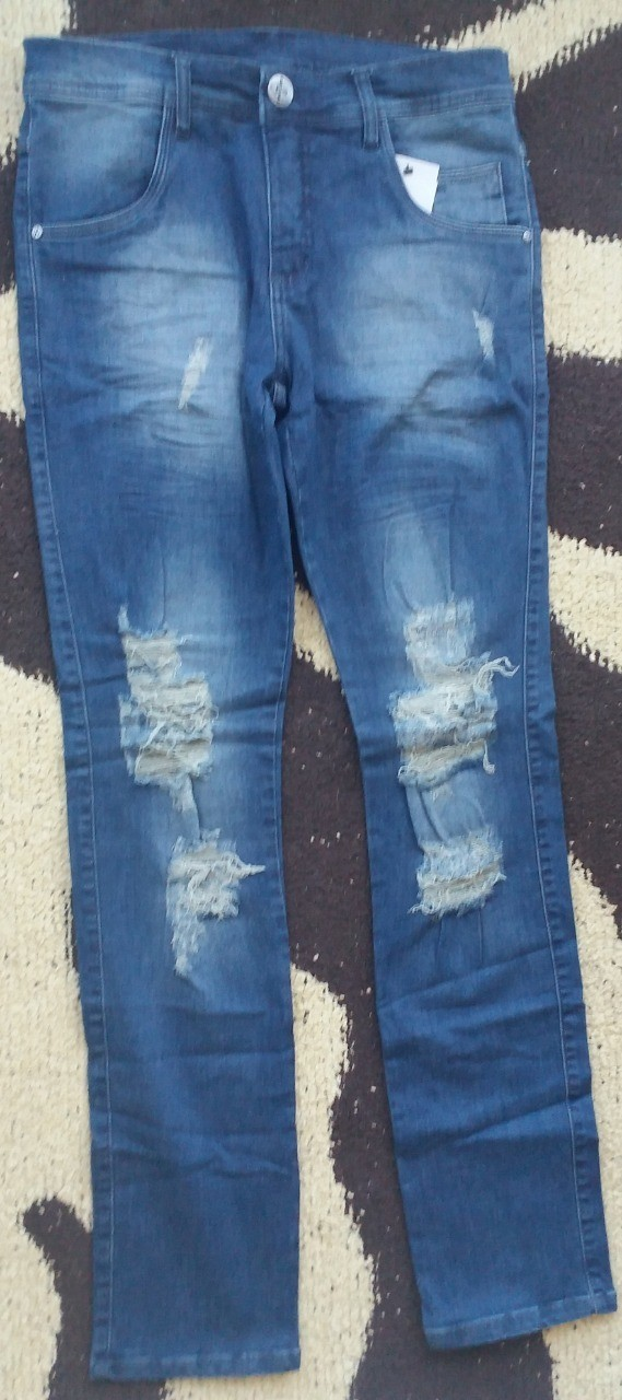 Calça Jeans Cazzuano Colbie