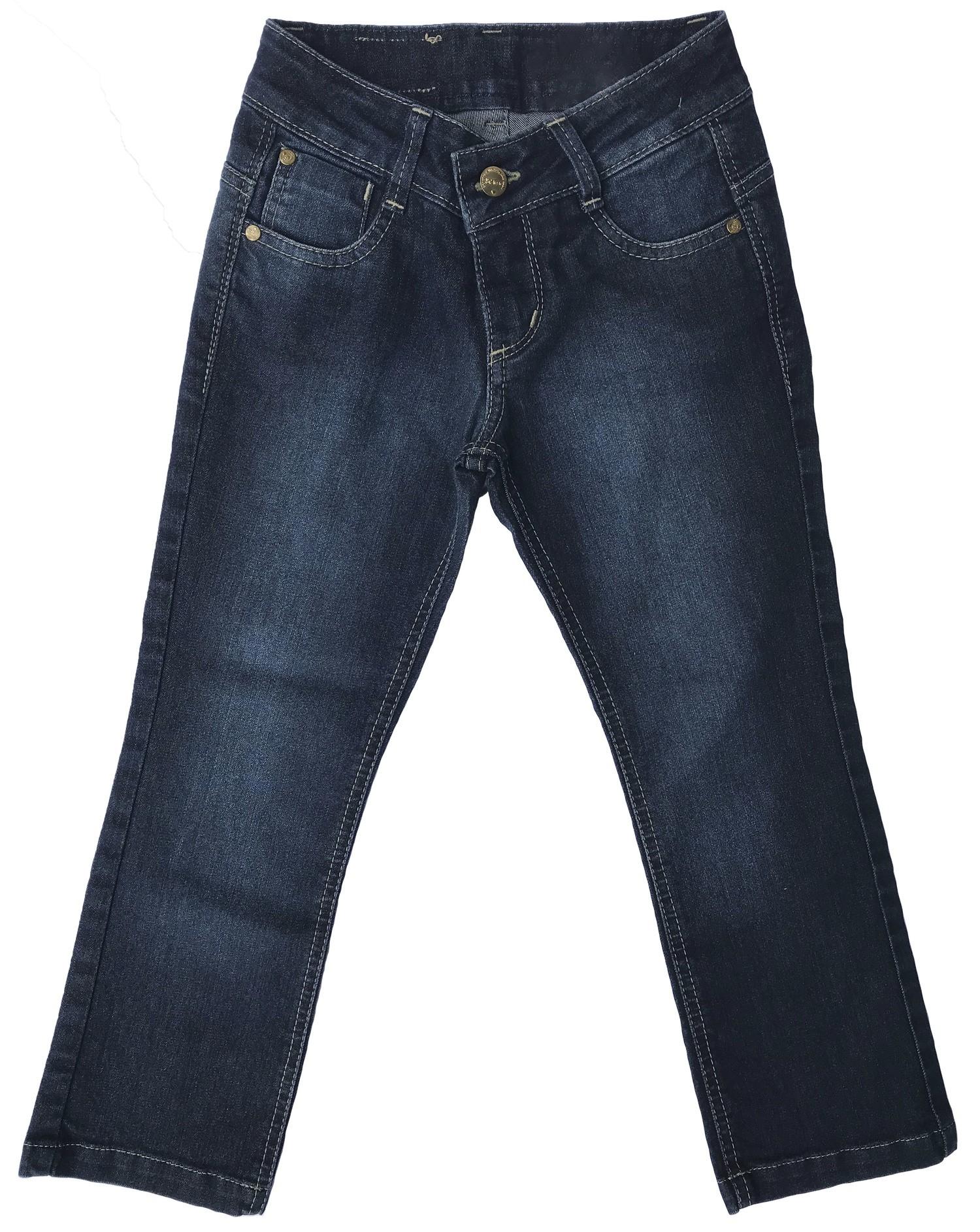 Calça Jeans Feminina Infantil [TV004]