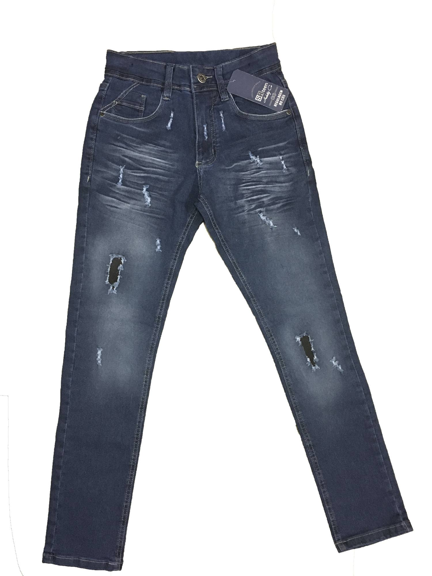 Calça Jeans Masculina Infantil [619]