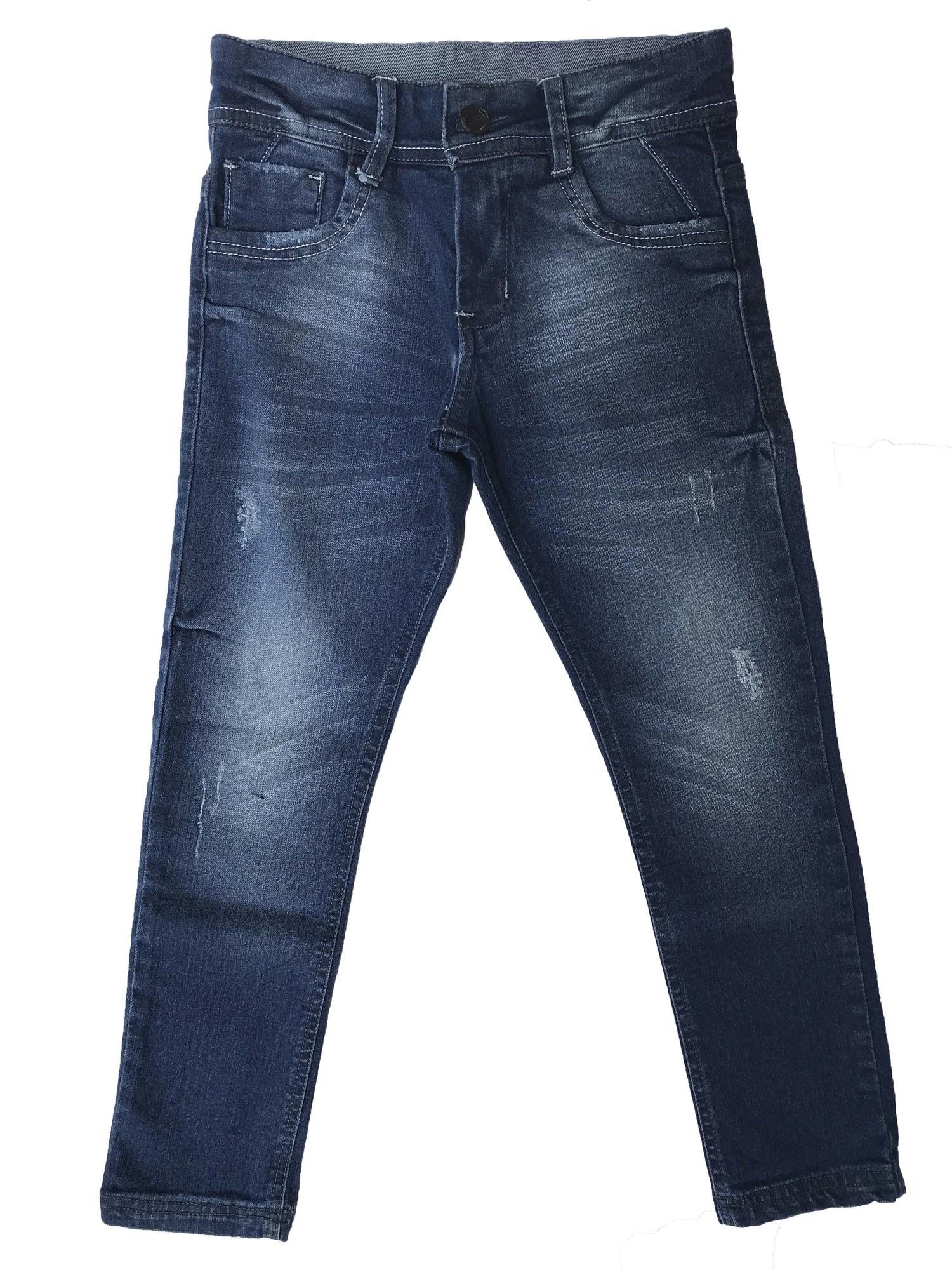 Calça Jeans Masculina Infantil [TV005-1]
