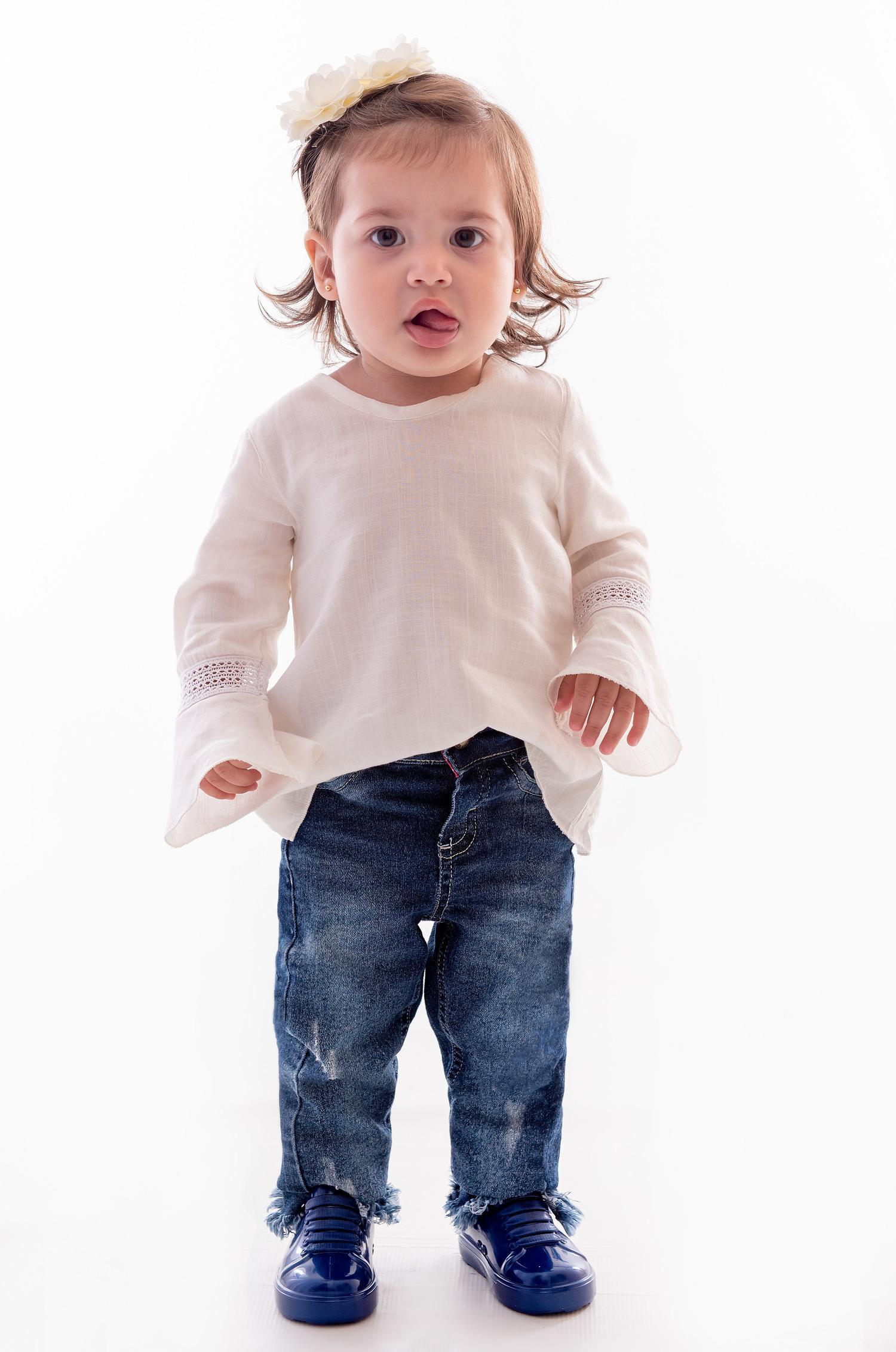 Calça Jeans Ref. 383