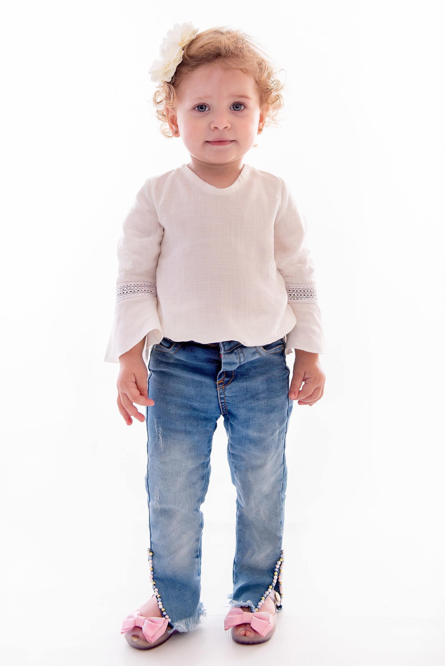 Calça Jeans Ref. 384