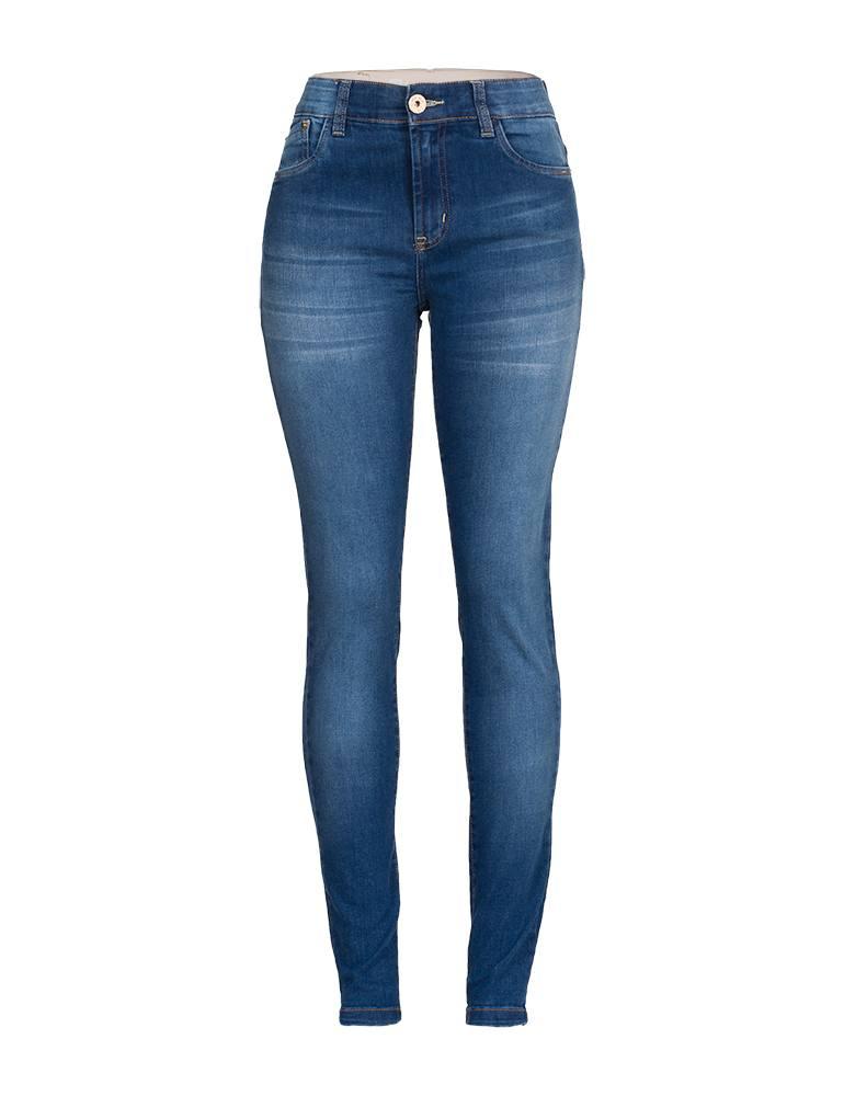 Calça Jeans Skinny Feminina Fact Jeans Ref. 04035