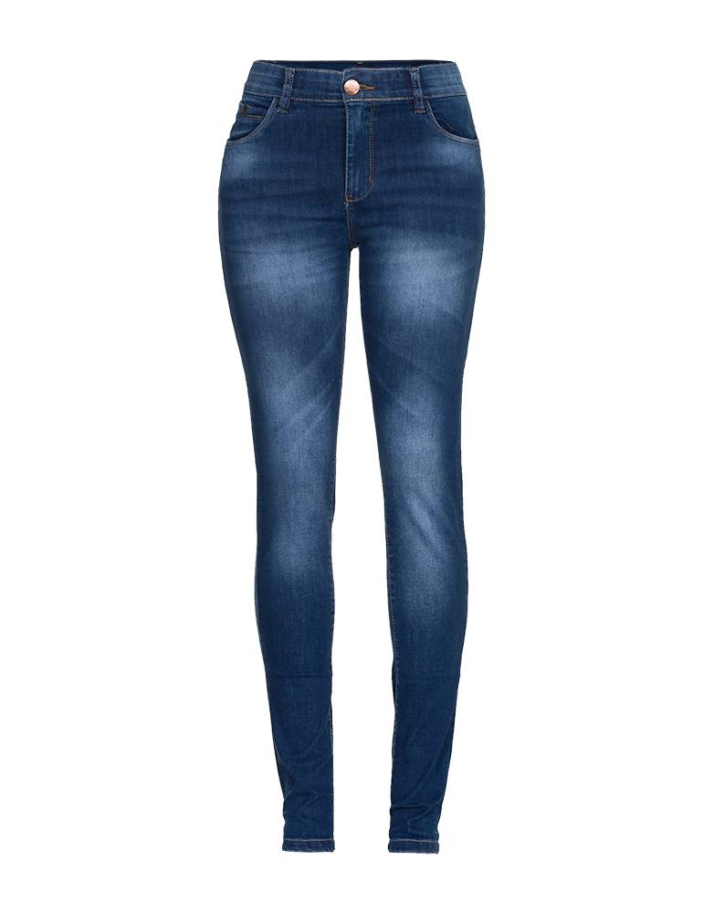 Calça Jeans Skinny Feminina Fact Jeans Ref. 04047