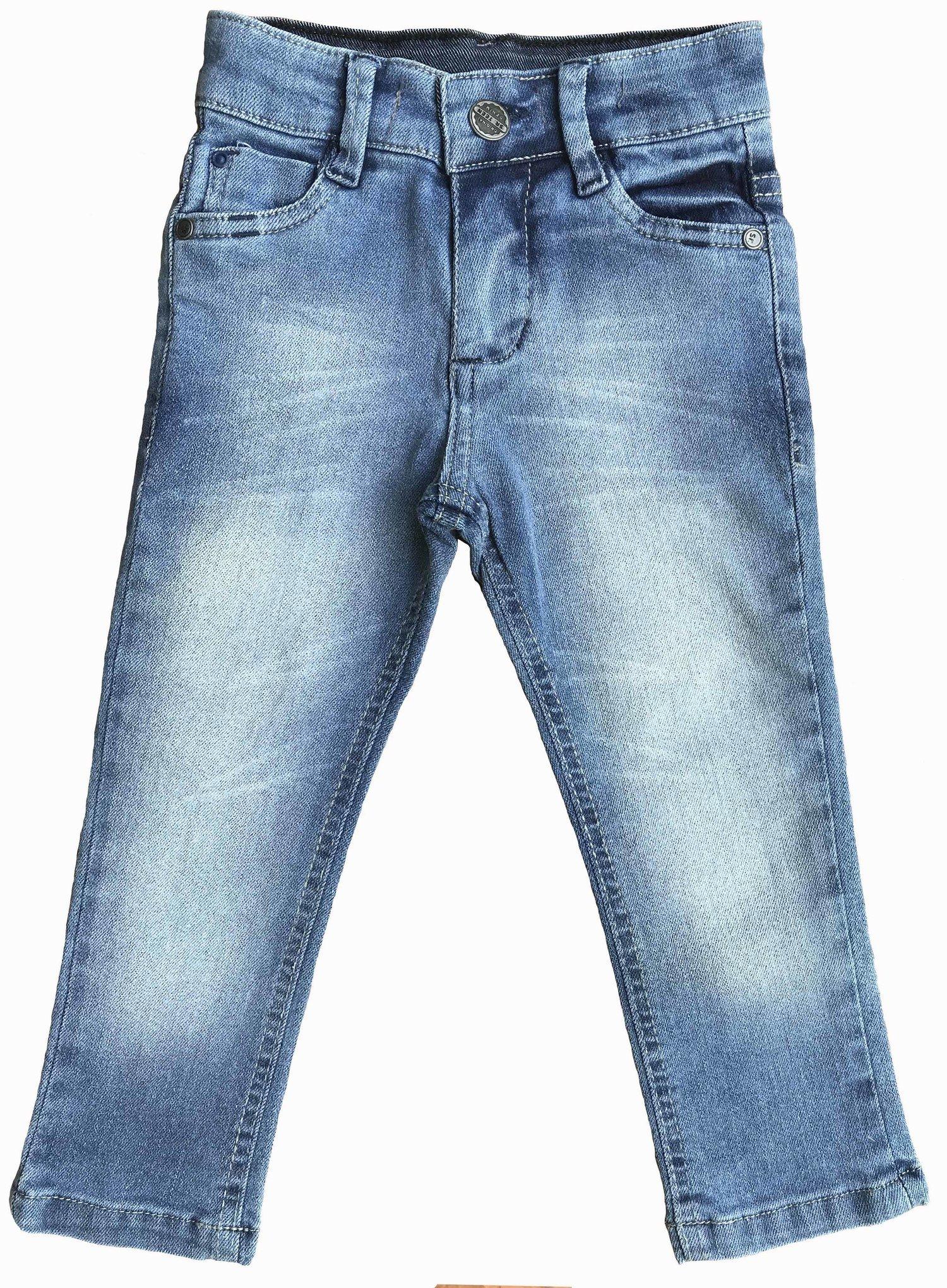 Calça Masculina Jeans Infantil [306-1]