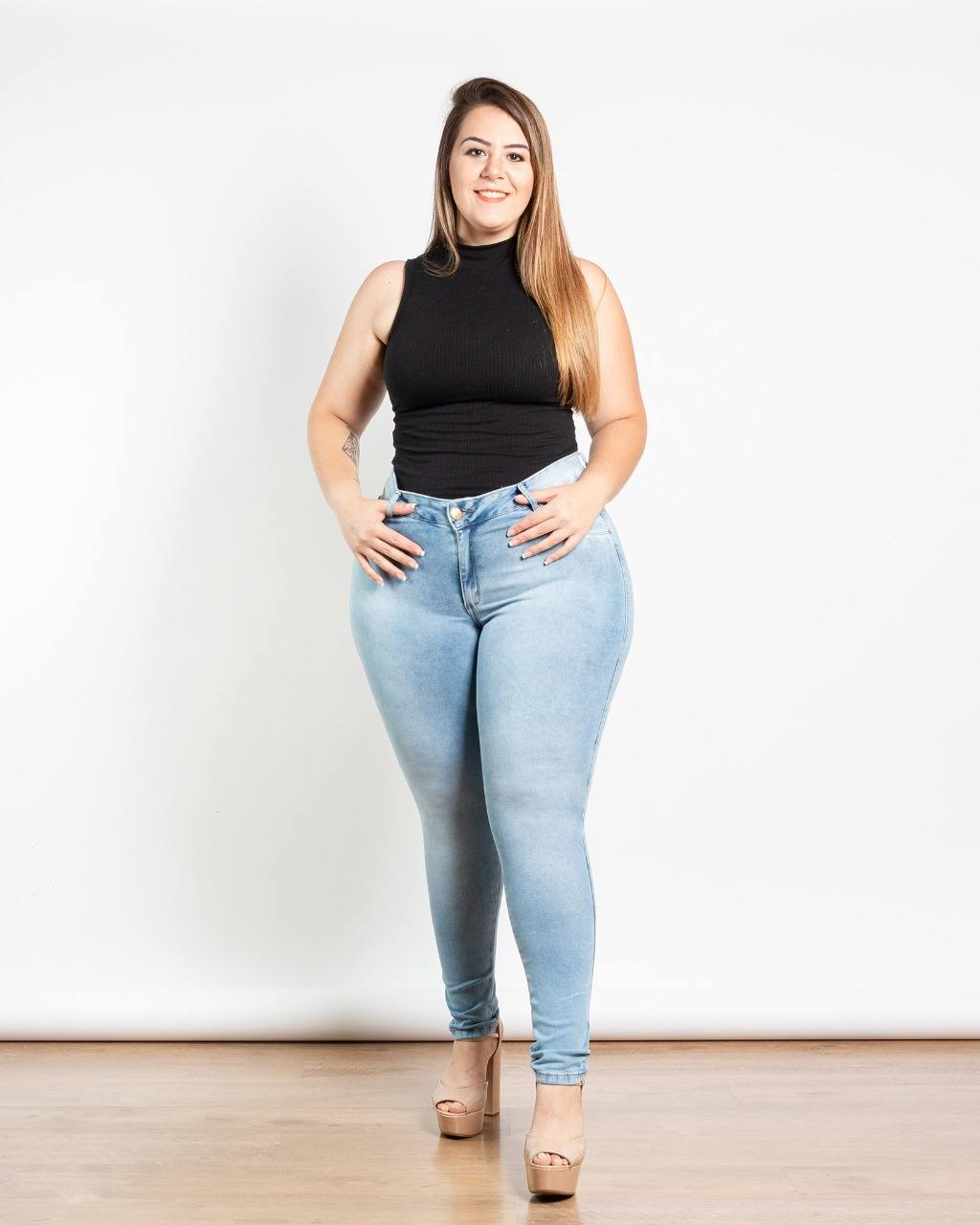 Calça Mobi Plus Size ref. 70041