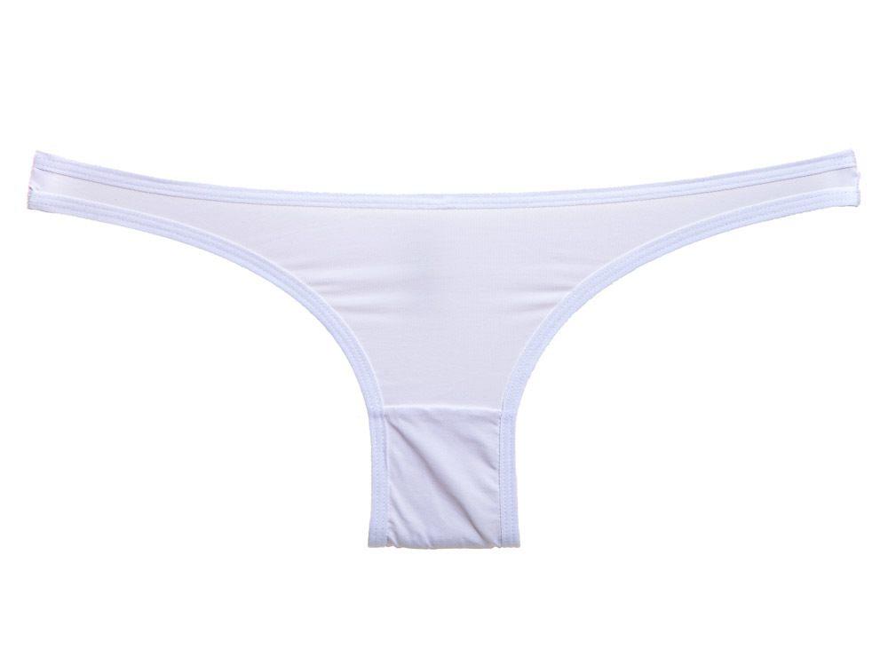 Calcinha Básica White