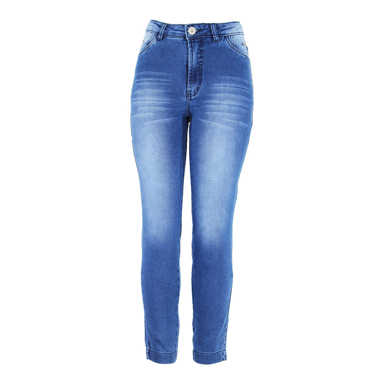 "Cigarrete Eruption Jeans ""Moletinho"" Tuka [2510ST]"