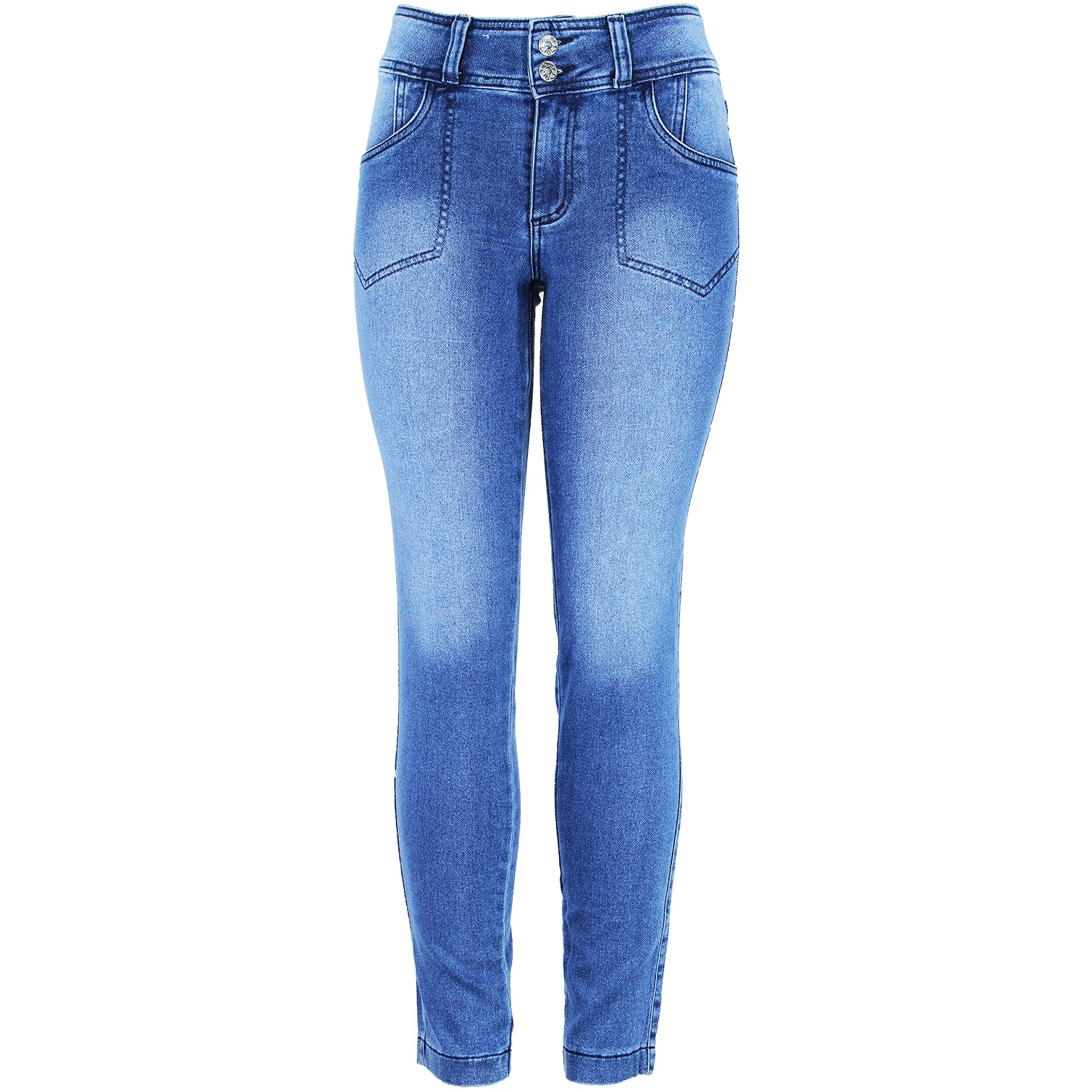 Cigarrete Eruption Jeans Squash Gentil [52224AM]