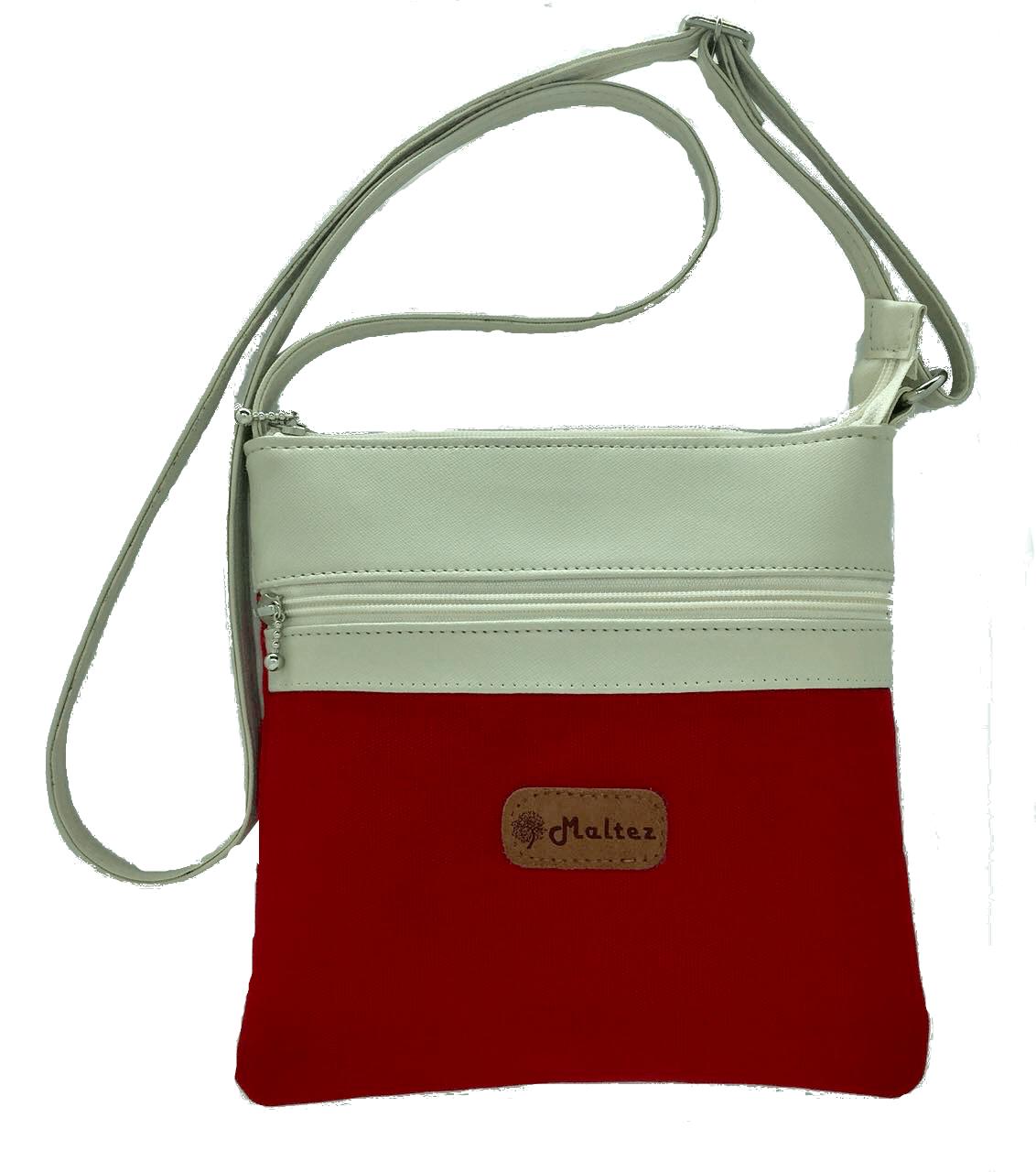 Bolsa Tânia Vermelha - Fábio Maltez