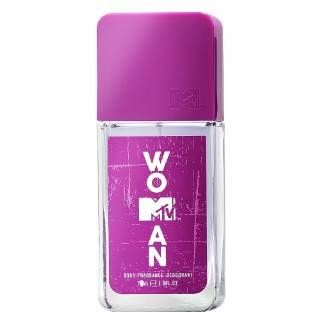 Woman Body Fragrance MTV - Body Spray - 75ml