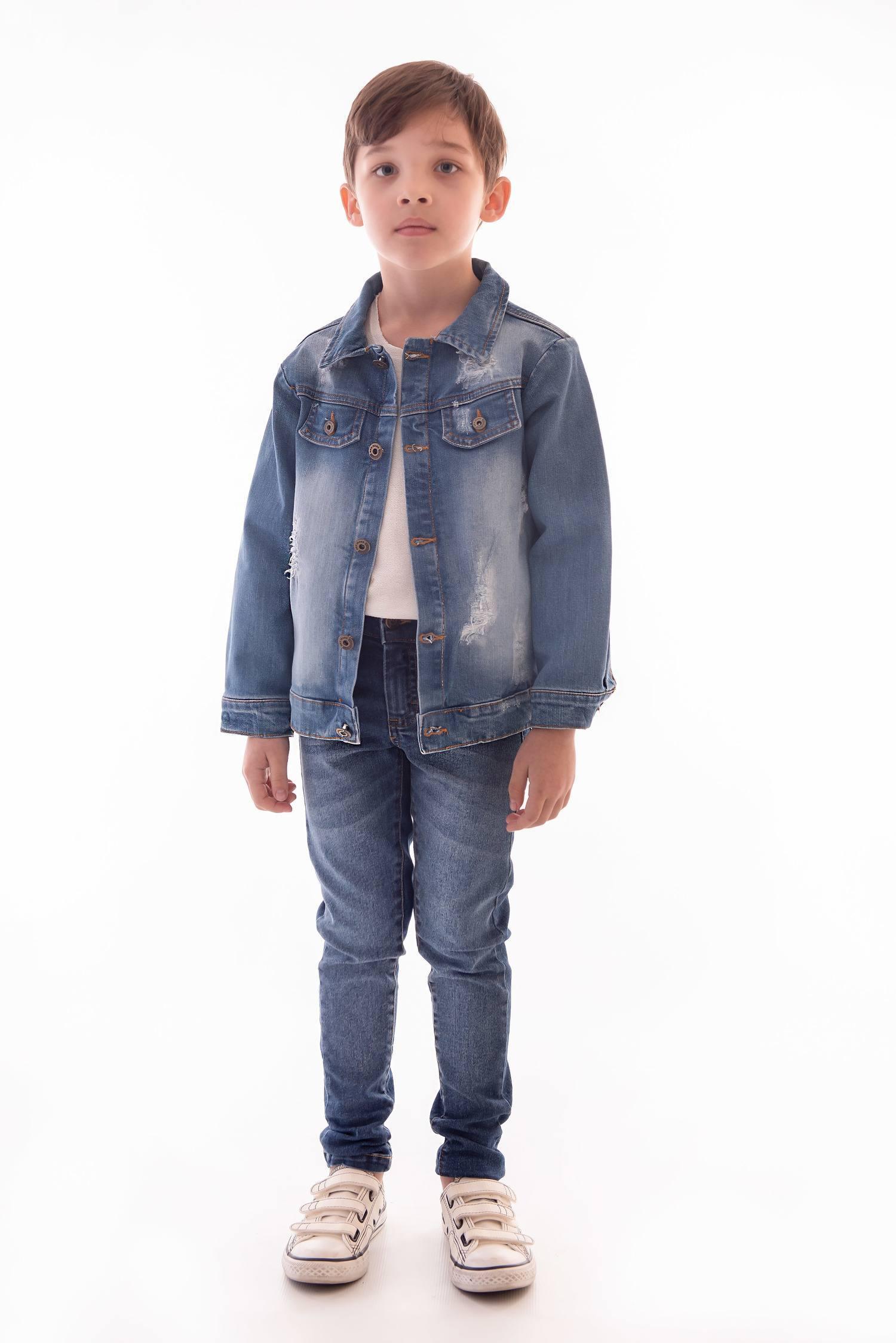 Jaqueta Jeans Ref. 534