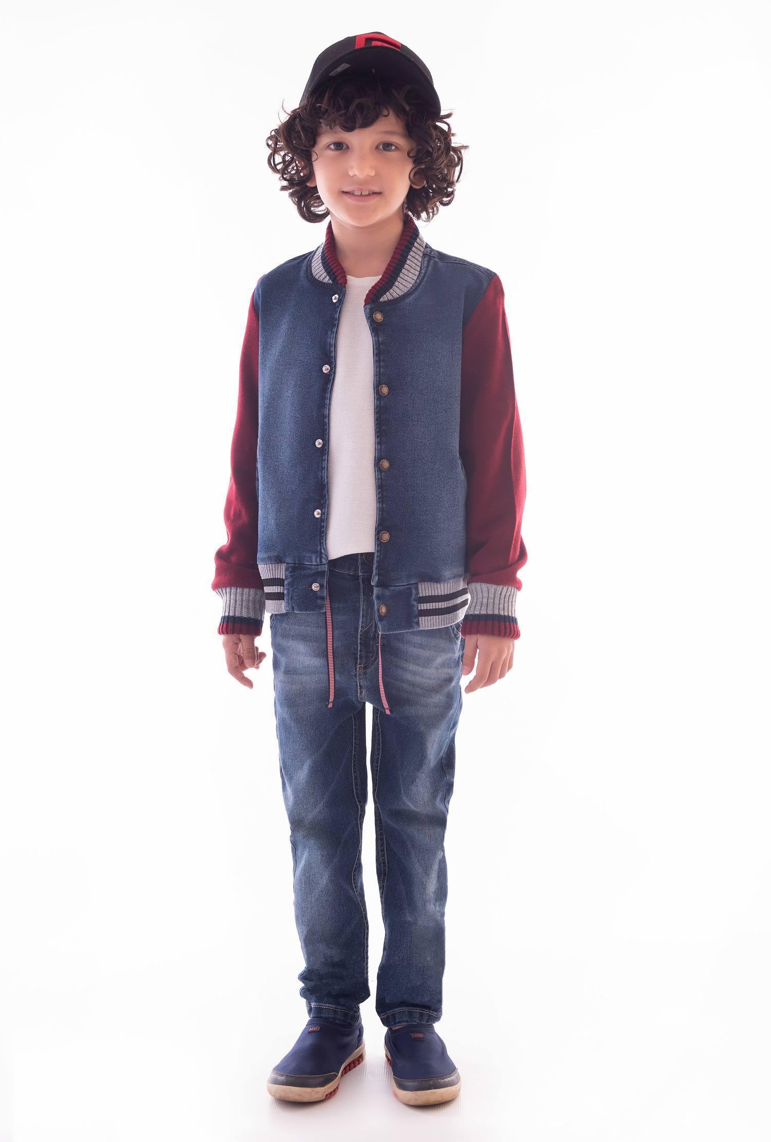 Jaqueta Jeans Ref. 536