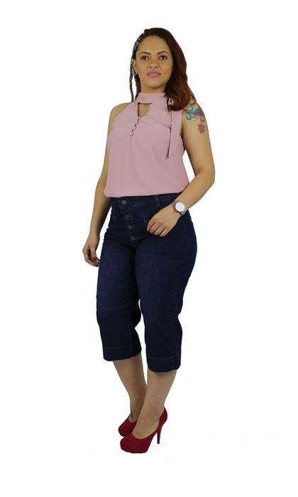Pantacourt Dinho's Jeans Sandy