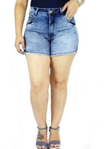 Shorts Dinho's Jeans Feminino Missy Skay Delavê ref. 2483