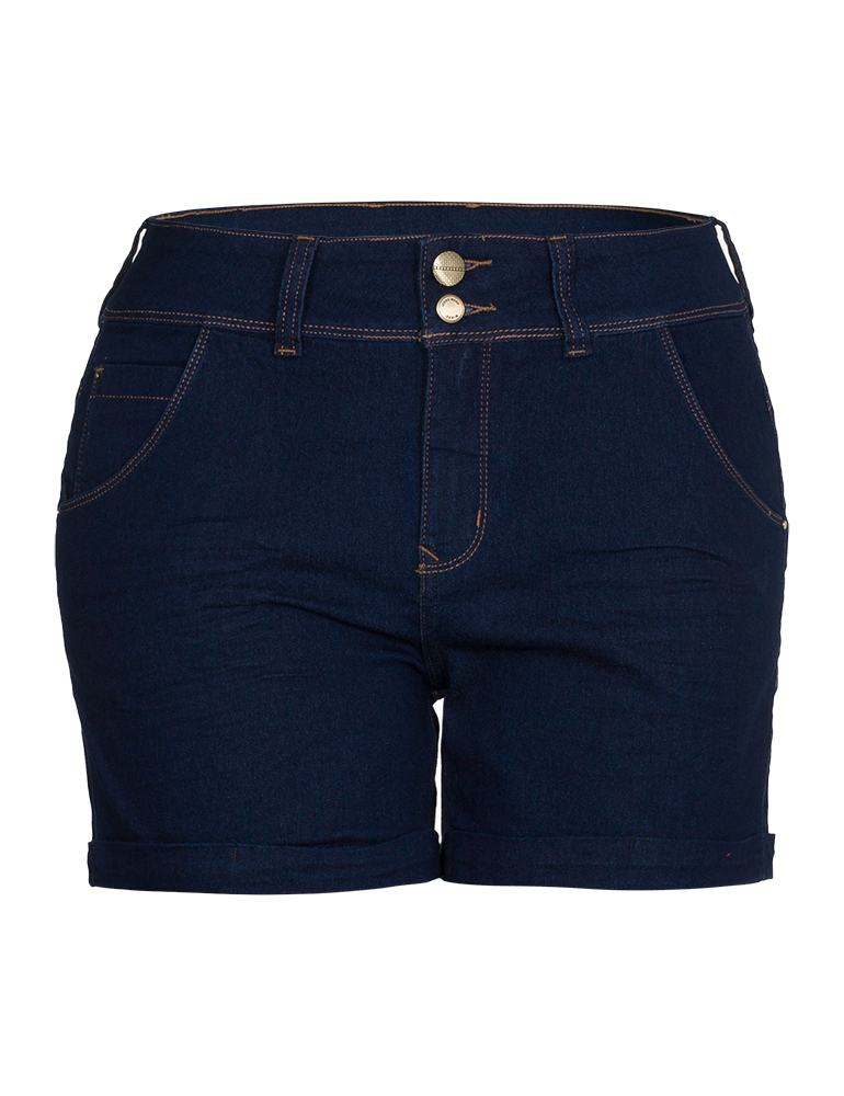 Shorts Jeans Fact Jeans - Plus Size Ref. 04069