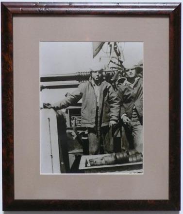 main photo of 2 Sailors Standing, Sepia