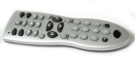 main photo of remote control