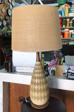 main photo of Mid Century Table Lamp