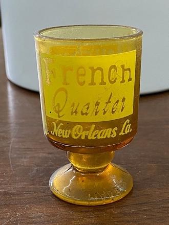main photo of Vintage Shot Glass