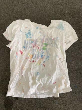 main photo of Children Paint Shirt