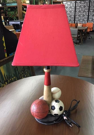 main photo of Sports Table Lamp
