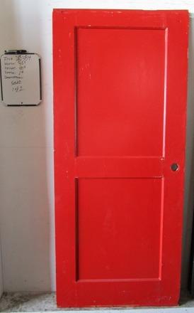 """main photo of (2) Solid Doors 35.5"""" x 80.5"""" x1.5"""""""