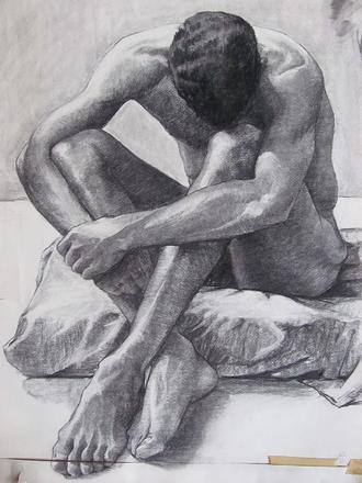 main photo of WYNCHR-Figure Drawing 1 DF