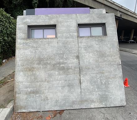 main photo of Concrete Window Wall