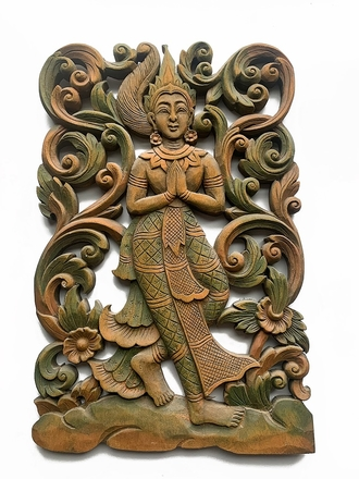 main photo of MISART-Balinese Wooden Panel