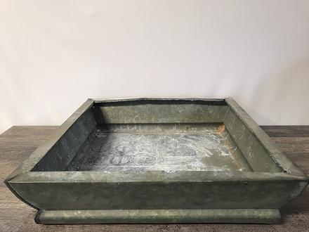 main photo of Aluminum Efflorescent Planter