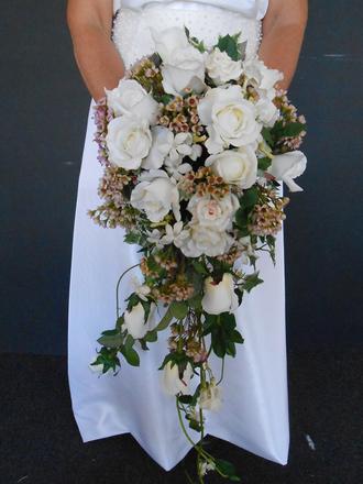 main photo of Bridal bouquet cascade