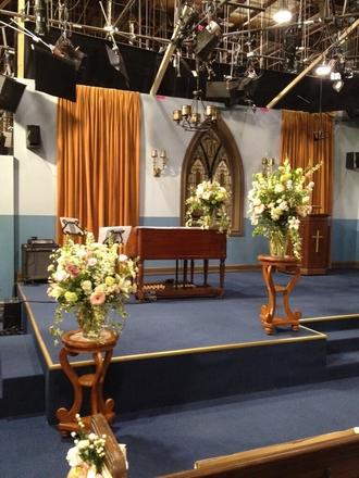 main photo of Fresh Floral Garden Church Arrangements