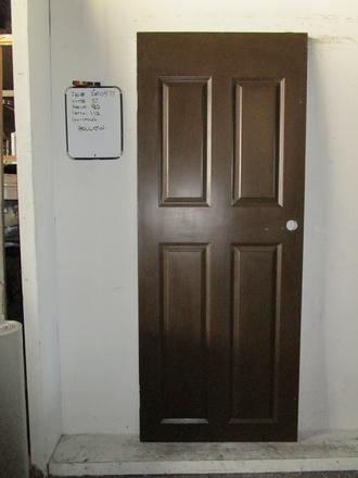 """main photo of Door 32"""" x 80"""" x 1 1/2"""""""