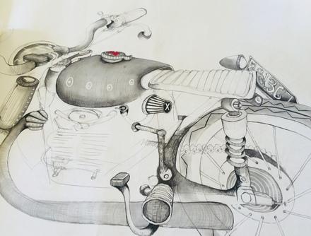 main photo of Motorcycle