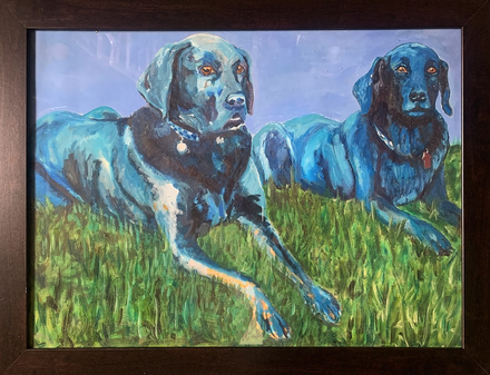 main photo of REISIE-Blue Dogs